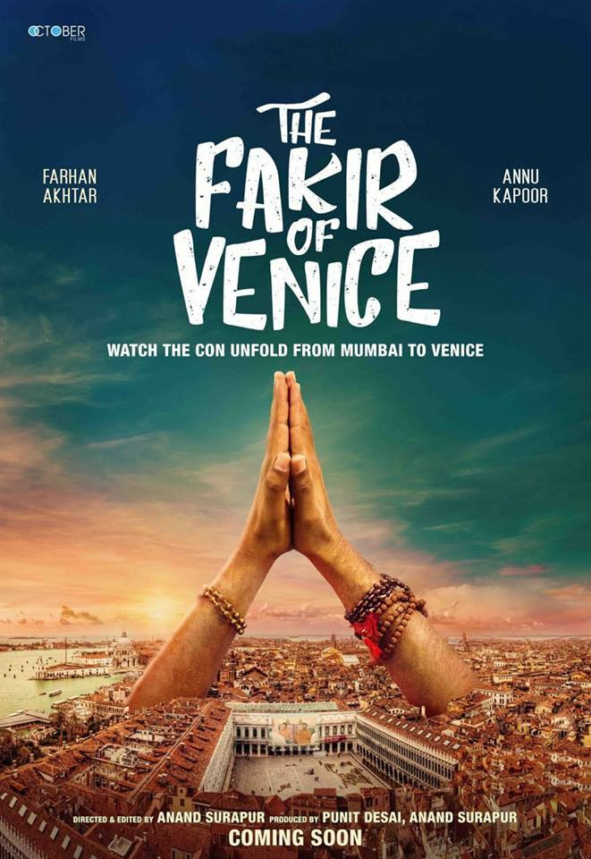 The Fakir of Venice (2019) Hindi 320MB Pre-DVDRip 480p x264