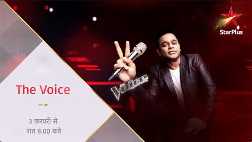 The Voice Season 3 24th February 2019 720p HDTV x264 550MB