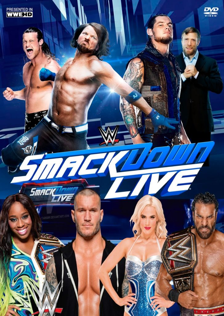 WWE Smackdown Live 12th February 2019 320MB HDRip 480p x264