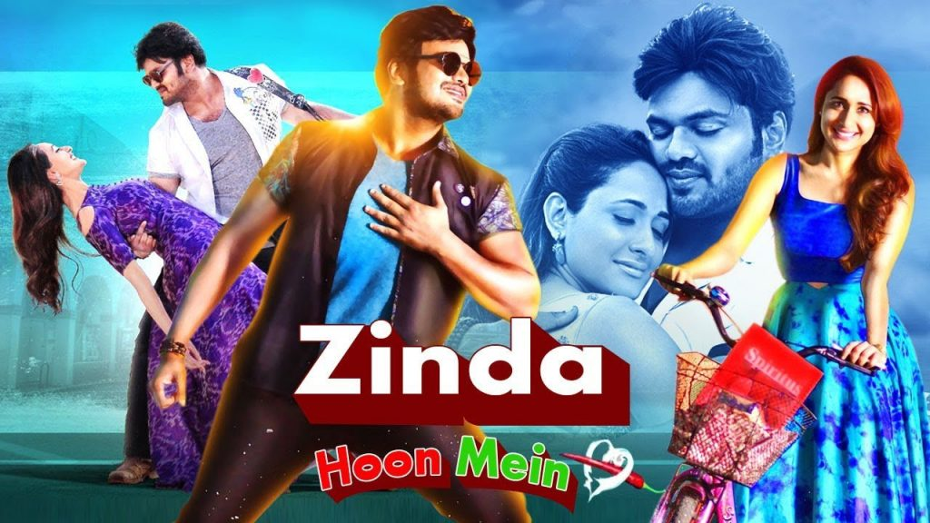 Zinda Hoon Mein 2019 Hindi Dubbed 450MB HDRip 480p x264