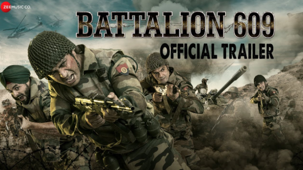 Battalion 609 2019 Hindi Pre-DvDRip 600MB