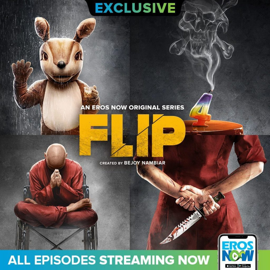 18+ Flip (2019) Season 1 Hindi Complete Eros Originals 400MB HDRip 480p x264