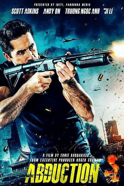 Abduction (2019) English 300MB HDRip 480p x264
