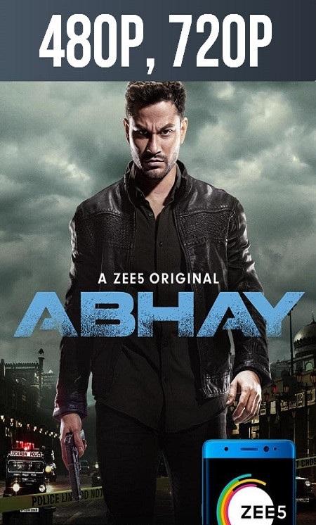 Abhay (2019) Hindi Zee5 [EP03] 720p HDRip x264 450MB