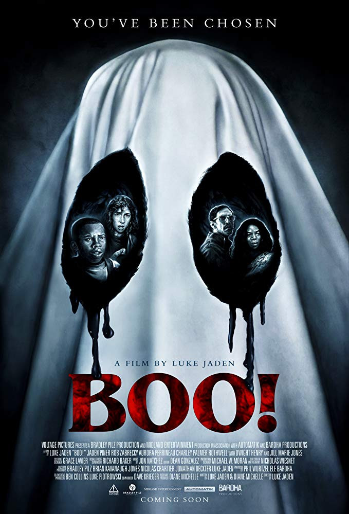 BOO! (2019) English 300MB HDRip 480p x264 ESubs