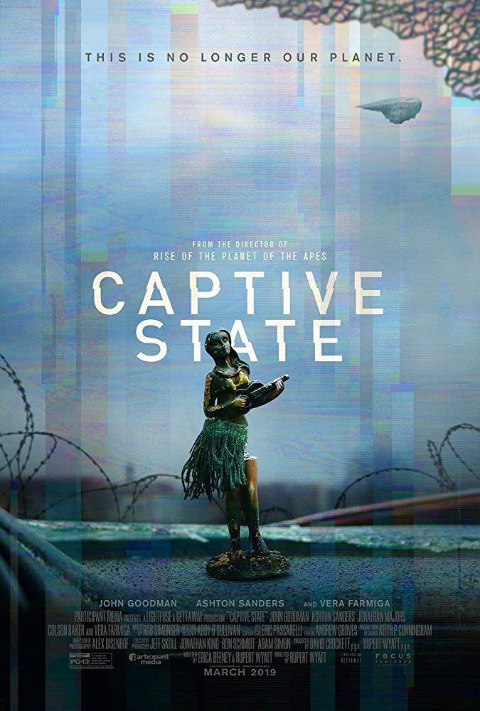 Captive State (2019) English 350MB HDCAM 480p x264