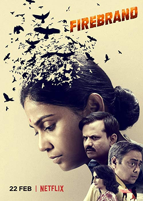 Firebrand (2019) Hindi Movie 350MB HDRip 480p ESubs