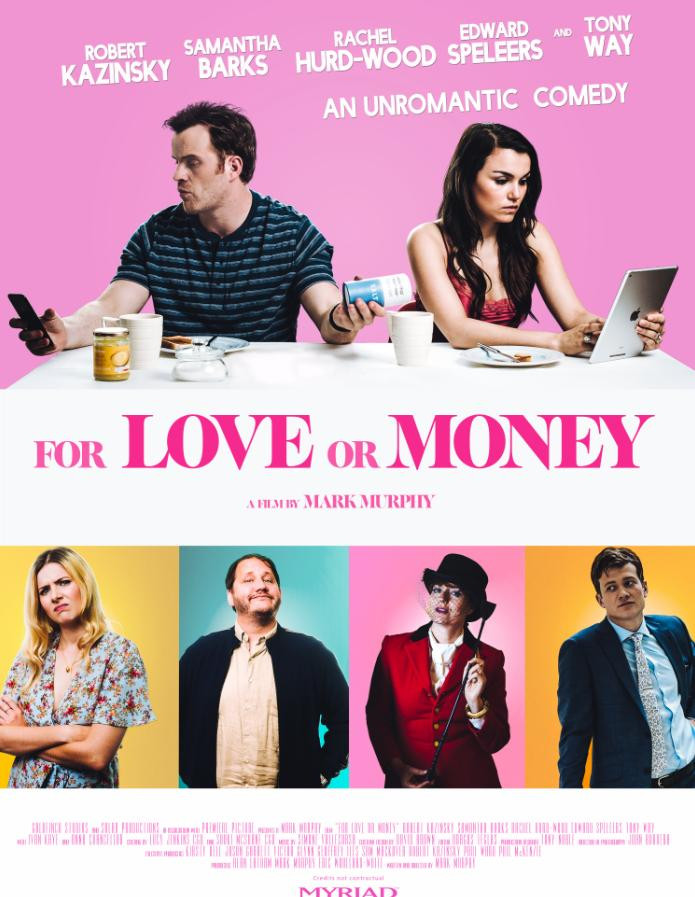 For Love or Money (2019) English 300MB HDRip 480p x264