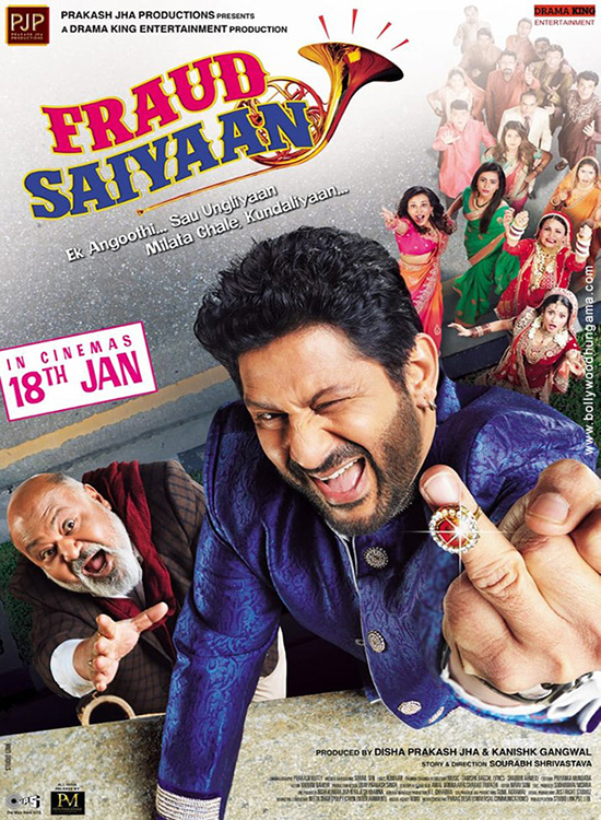 Fraud Saiyaan (2019) Hindi Movie 400MB HDRip 480p ESubs