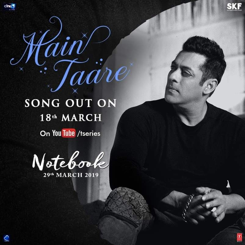 Main Taare (Notebook) By Salman Khan Full Video Song 720p HDRip Download