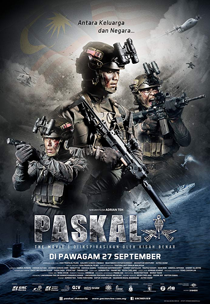 Paskal (2018) English 350MB NF HDRip 480p ESubs