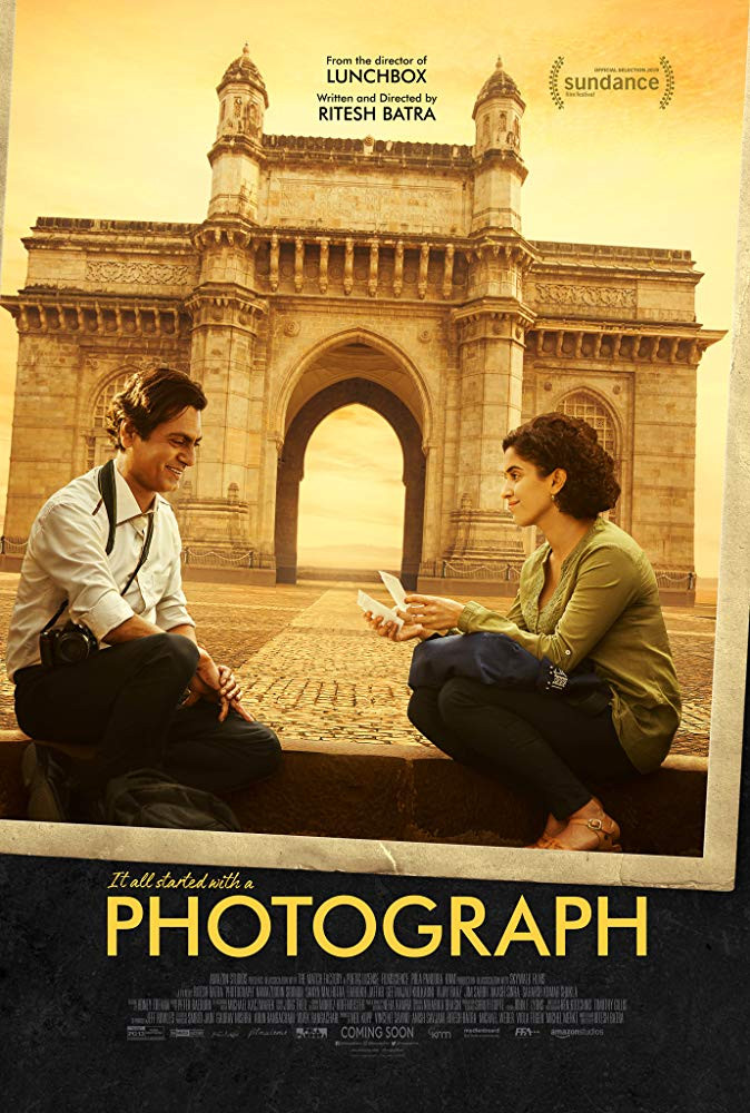 Photograph (2019) Hindi Pre-DVDRip 700MB x264