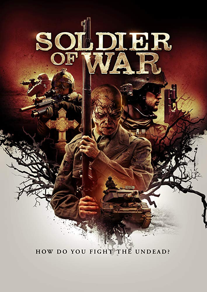 Soldier of War 2019 English 300MB HDRip 480p x264