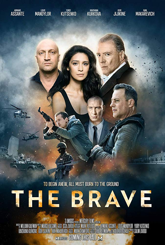 The Brave 2019 English 300MB HDRip 480p x264
