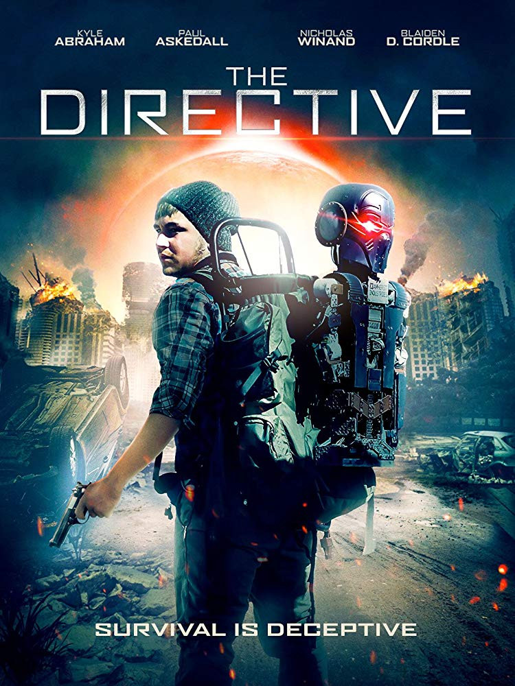 The Directive (2019) English 350MB BluRay 480p x264