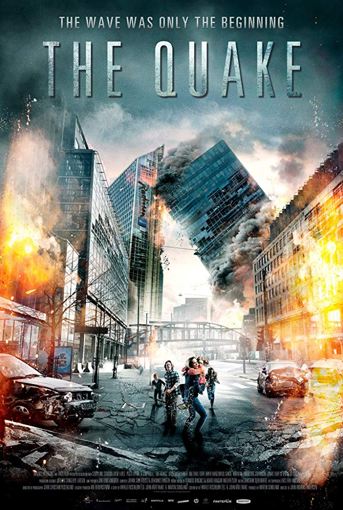 The Quake (2018) English 300MB BRRip 480p x264