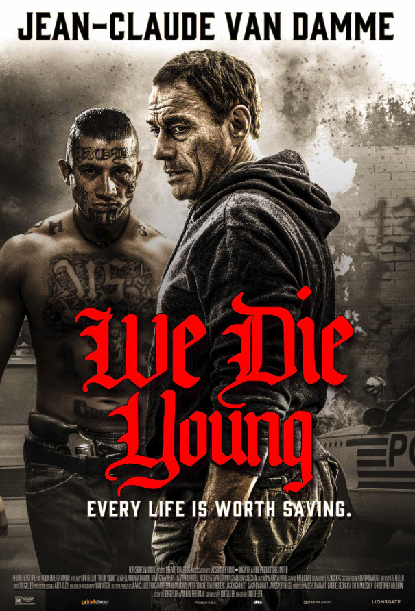 We Die Young (2019) English 300MB HDRip 480p x264