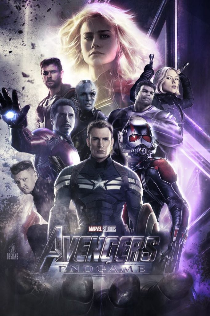 Avengers Endgame (2019) Hindi Dual Audio HDRip 720p
