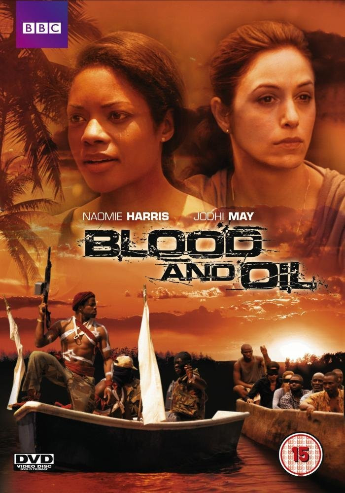 Blood and Oil (2019) English 720p HDRip x264 1.3GB