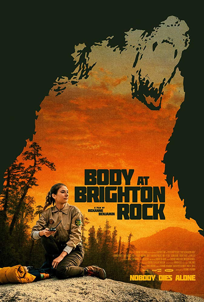 Body at Brighton Rock (2019) English 300MB WEBRip 480p x264