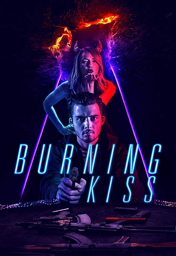 Burning Kiss (2018) English 250MB HDRip 480p x264