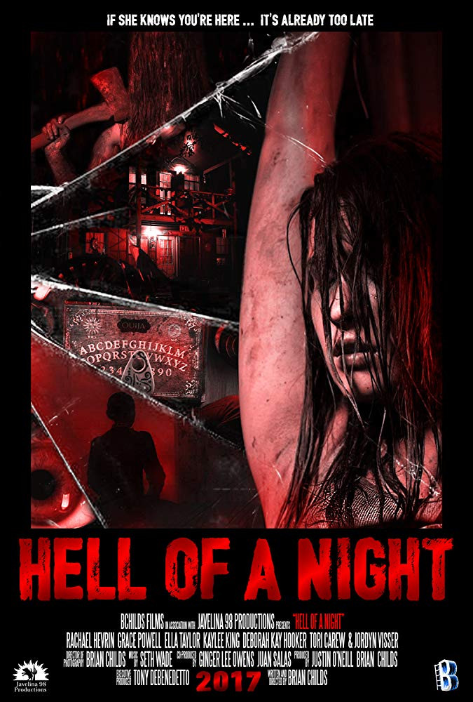 Hell of a Night (2019) English 300MB HDRip 480p x264