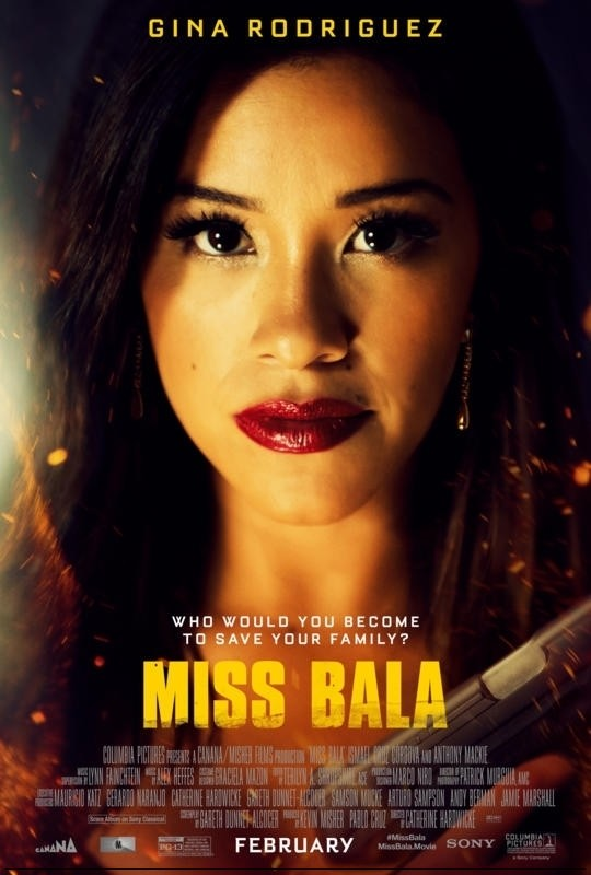 Miss Bala (2019) English 300MB HDRip 480p x264 ESubs