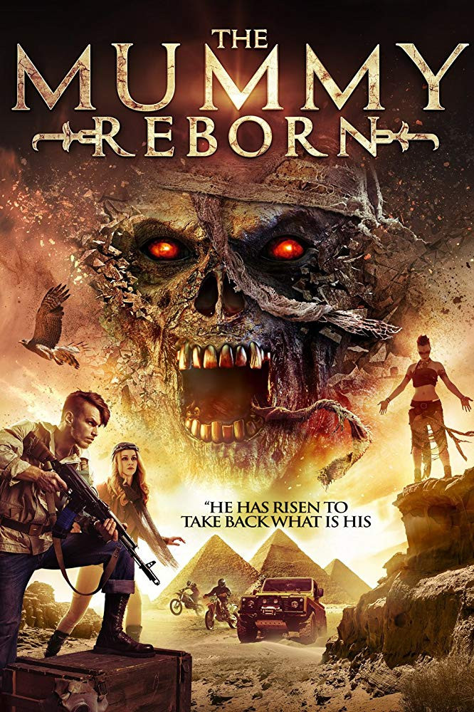 Mummy Reborn 2019 English 250MB HDRip 480p x264