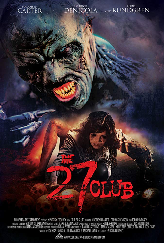 The 27 Club (2019) English 295MB HDRip Download