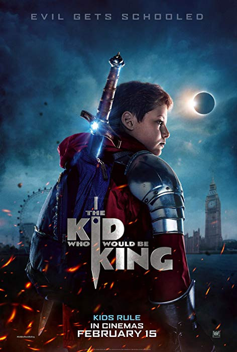 The Kid Who Would Be King (2019) English 350MB HDRip 480p ESubs