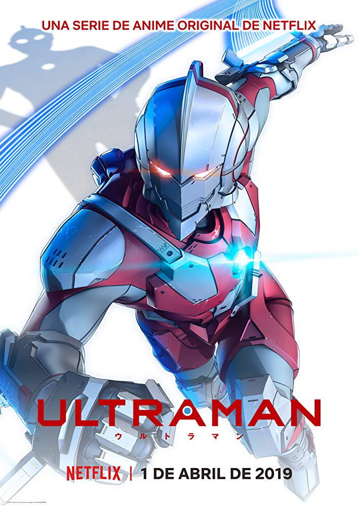 ULTRAMAN (2019) English Complete S1 600MB HEVC WEB-DL 480p x265