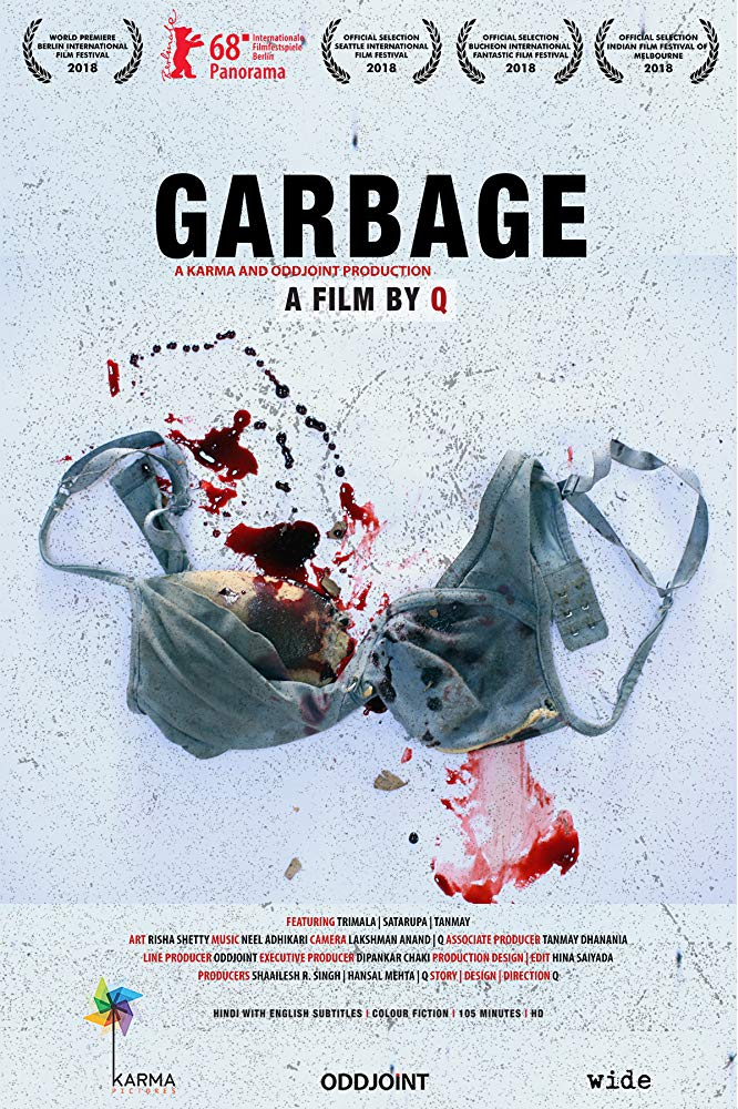 18+ Garbage (2018) Hindi 350MB HDRip 480p