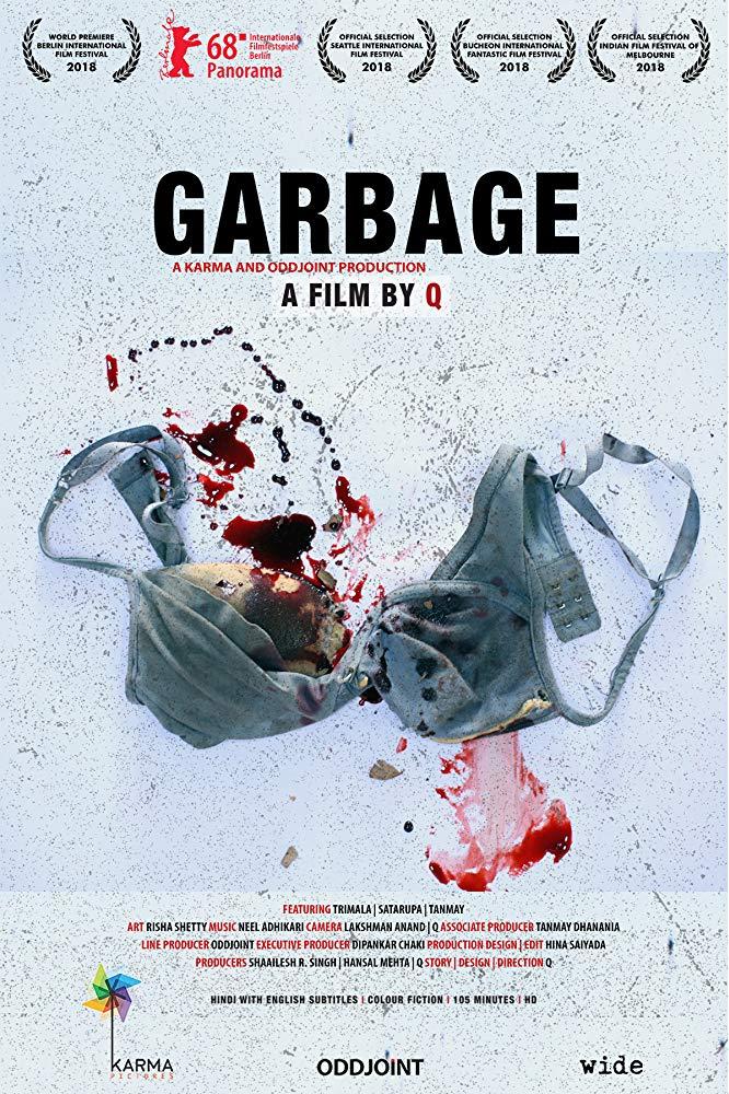 18+ Garbage (2018)