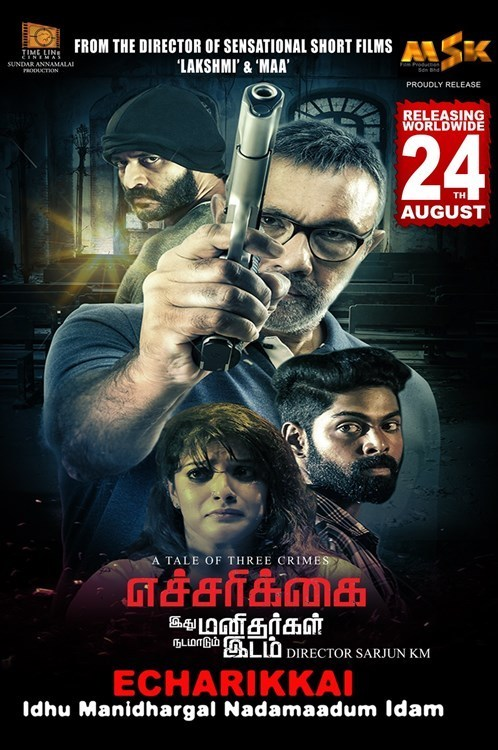 Echcharikkai (2019) Hindi Dubbed 350MB HDRip 480p