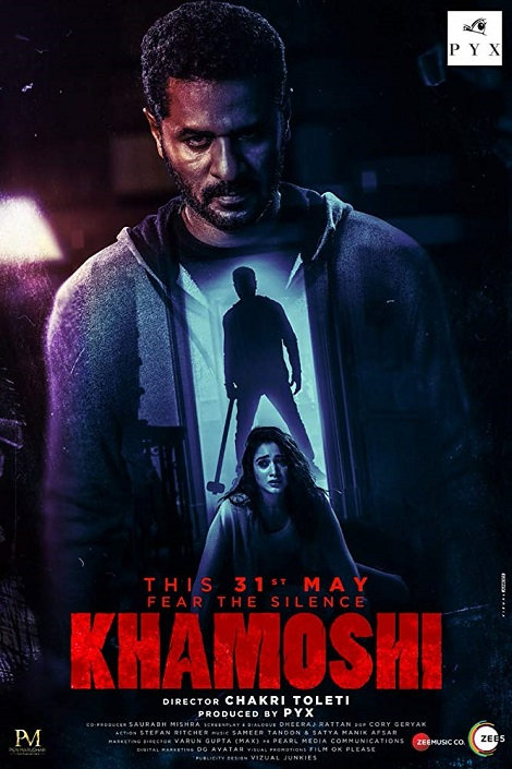 Khamoshi (2019) Hindi 450MB HDRip 720p HEVC x265 ESubs
