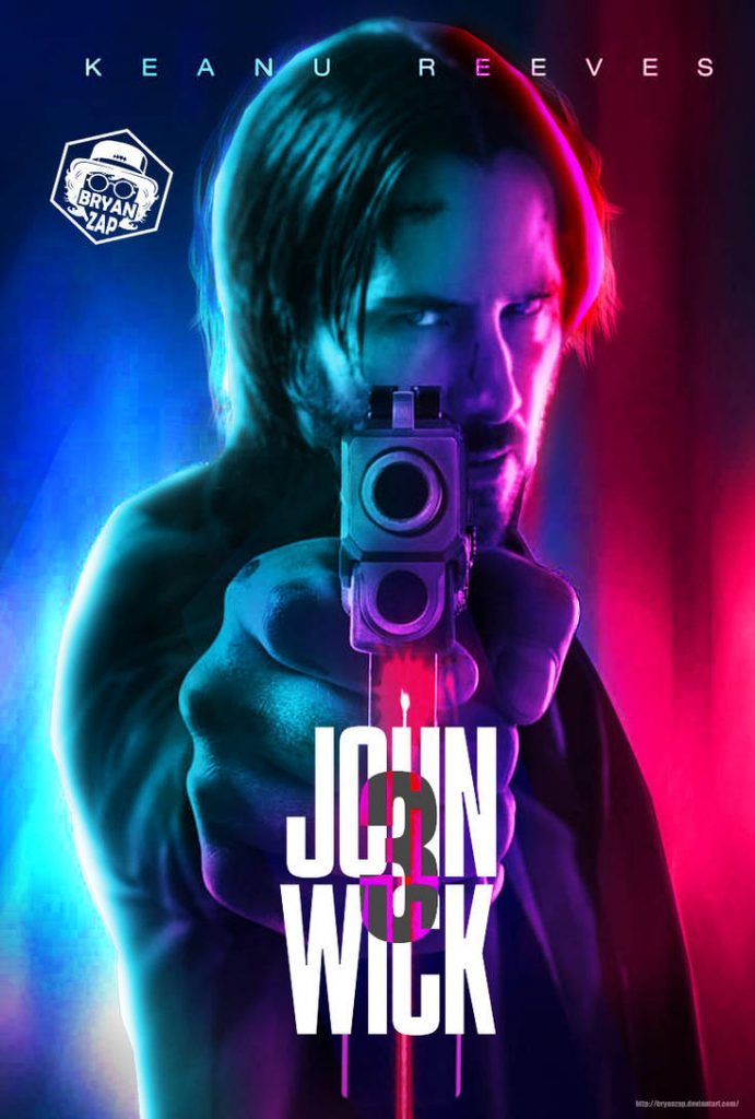 John Wick: Chapter 3 – Parabellum (2019) Hindi Dubbed 350MB BluRay 480p