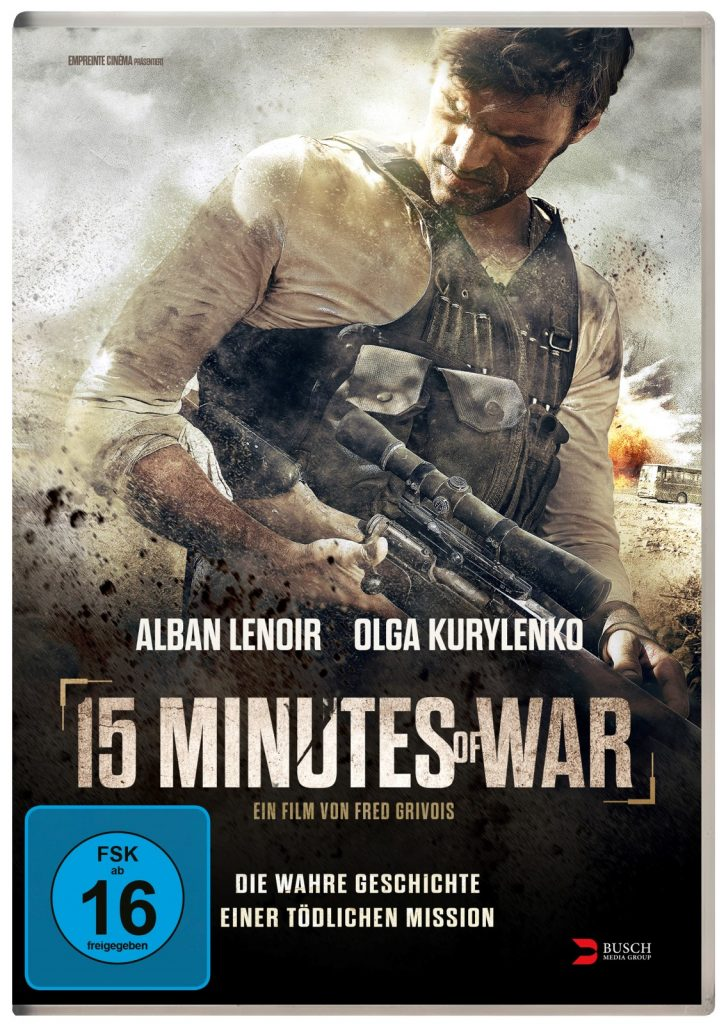 15 Minutes of War (2019) Dual Audio 720p HDRip 800MB