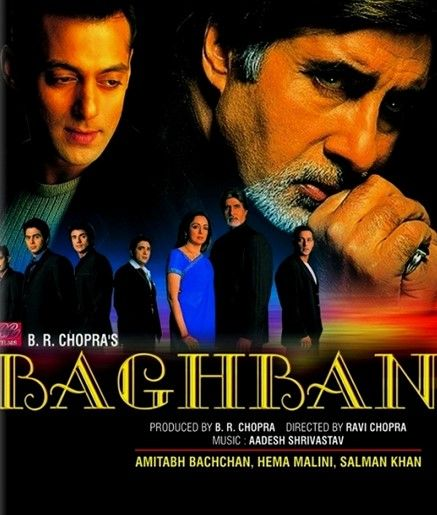 Baghban 2003 Hindi 720p BluRay ESubs 1.2GB