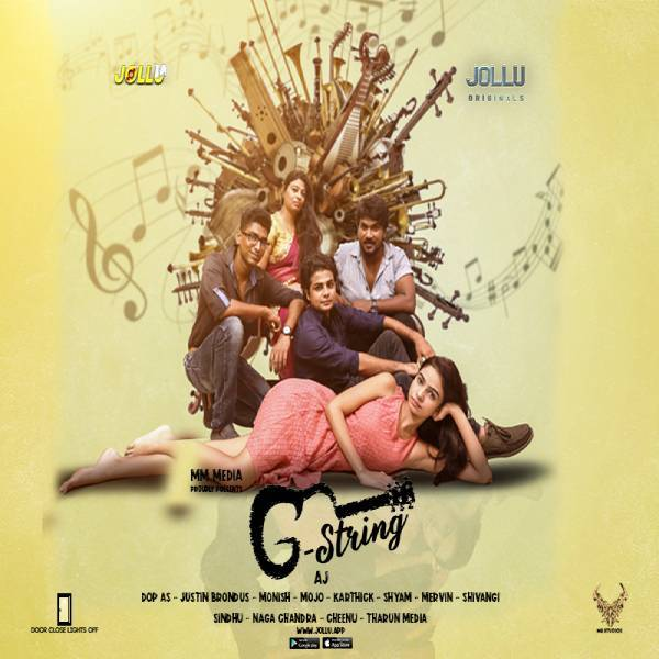 G String 2020 S01E01 Hindi Jollu App Web Series 720p HDRip 190MB