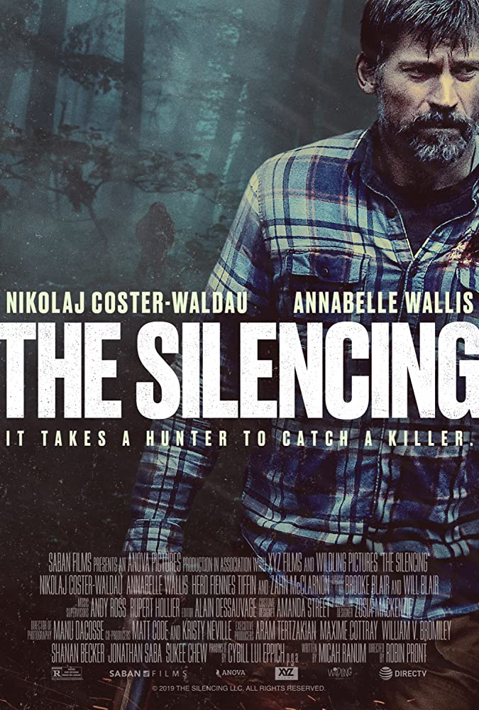 The Silencing (2020) English 720p WEB-DL H264 900MB