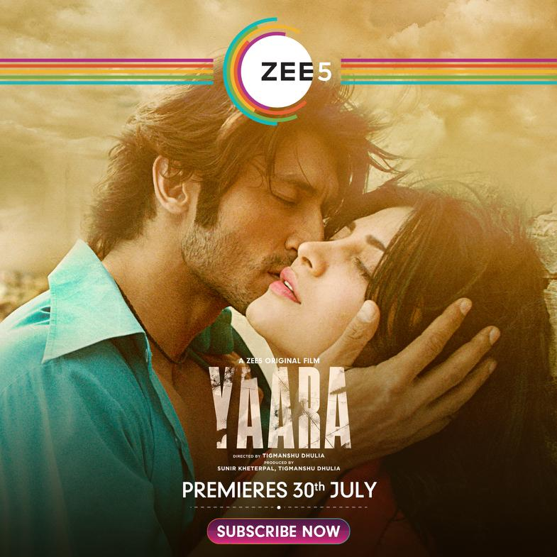 Yaara (2020) Hindi 720p WEB-DL 900MB