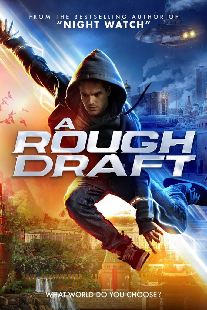 A Rough Draft 2020 Dual Audio Hindi 400MB BluRay 480p Download