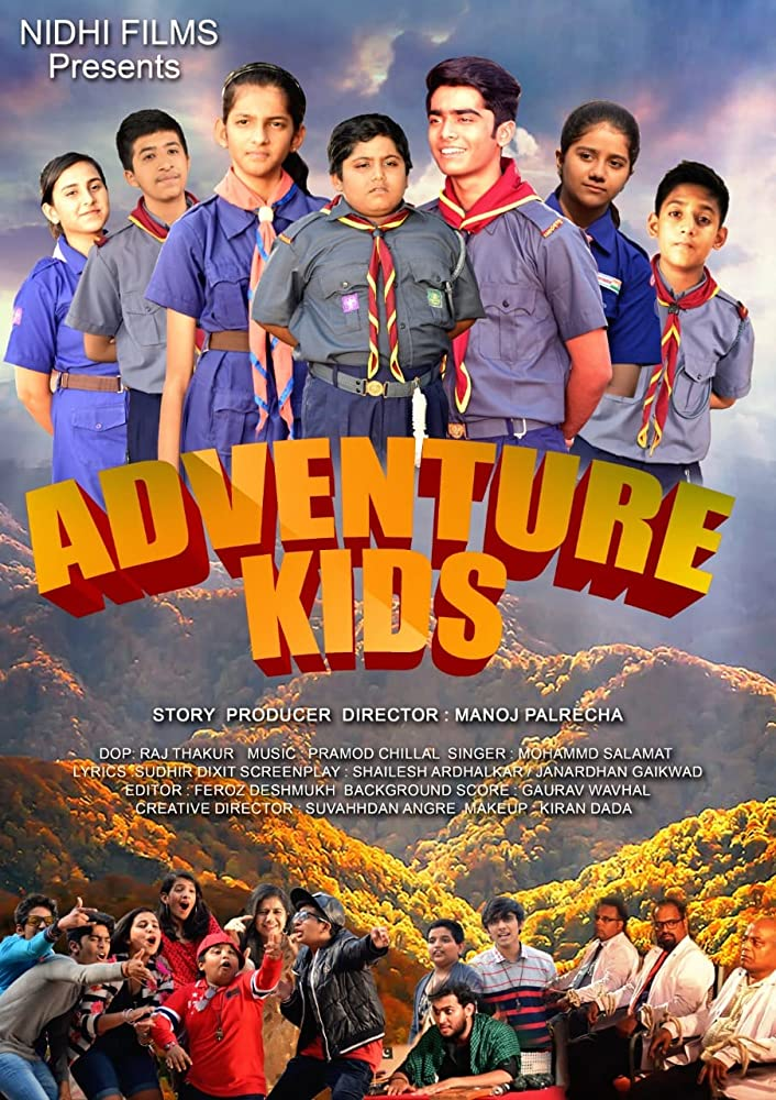 Adventure Kids 2020 Hindi Movie 450MB HDRip 480p Download