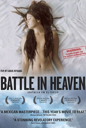 Battle in Heaven (2005) Dual Audio Hindi 300MB DVDRip 480p Full Movie..