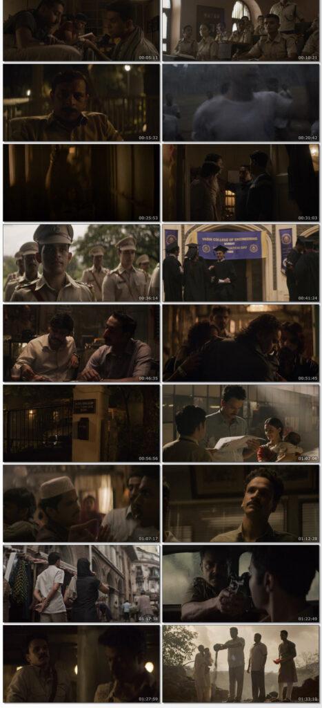 Class of 83 (2020) Full Movie [Hindi-DD5.1] 300MB HDRip 480p ESubs Download..
