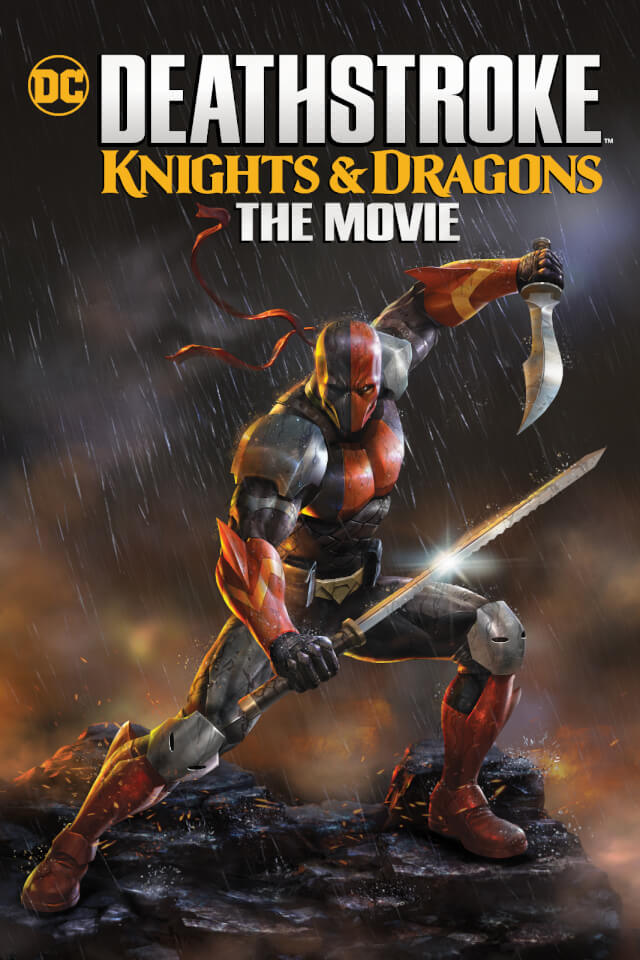 Deathstroke Knights & Dragons (2020) Dual Audio Hindi 300MB WEB-DL 480p Download