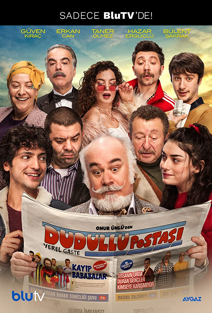 Dudullu Postası (2020) Hindi S01 Complete Mx Player Web Series 480p HDRip 2GB