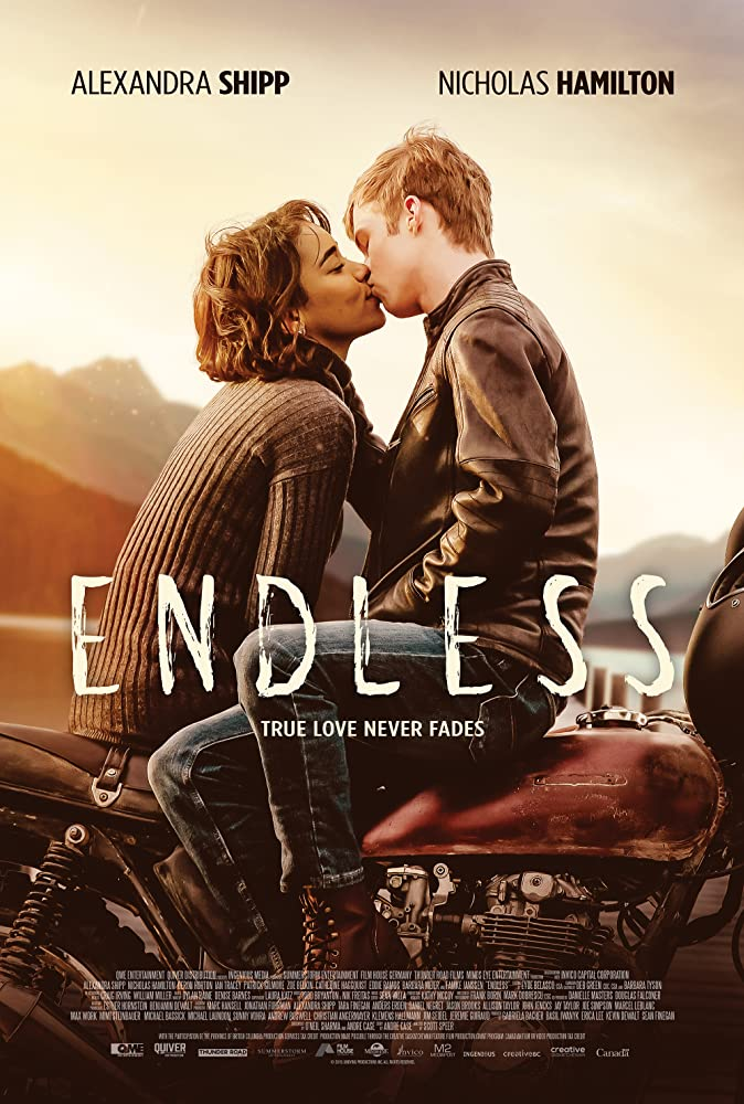 Endless 2020 English 720p HDRip 800MB