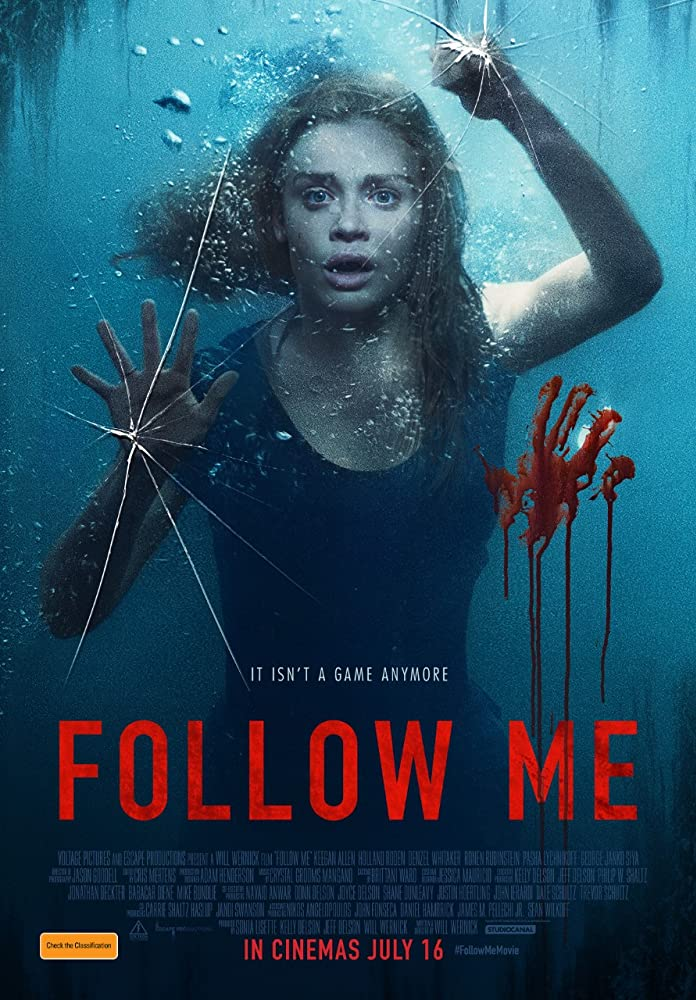 Follow Me 2020 English 720p HDCAM 800MB