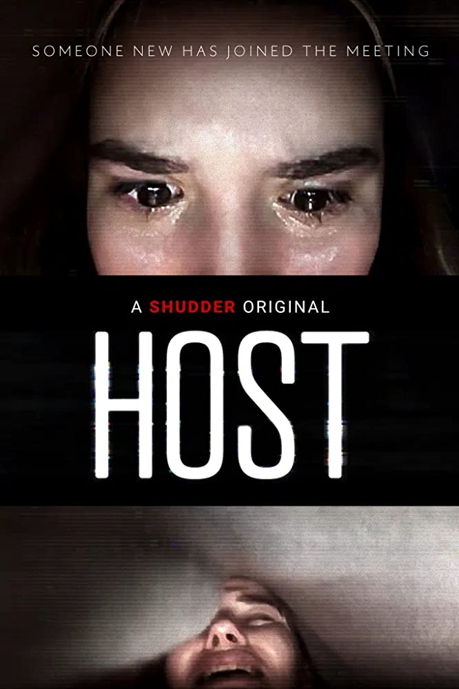 Host (2020) Dual Audio Hindi 200MB WebRip 480p Full Movie